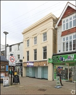 1,967 SF High Street Shop for Rent  |  22 Montague Street, Worthing, BN11 3HA