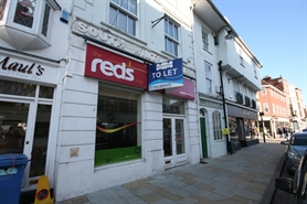 514 SF High Street Shop for Rent  |  6 New Canal, Salisbury, SP1 2AQ