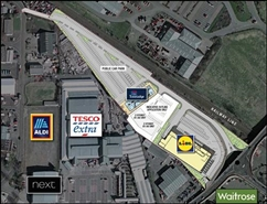17,222 SF High Street Shop for Rent  |  The Bunker Site, Hexham, NE46 3PJ