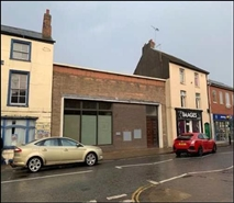 1,535 SF High Street Shop for Rent  |  23 High Street, Spalding, PE12 7DY