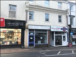 398 SF Out of Town Shop for Rent  |  10 Torquay Road, Paignton, TQ3 3AB