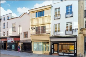 520 SF High Street Shop for Rent  |  46 High Street, Exeter, EX4 3DJ