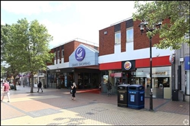 1,230 SF Shopping Centre Unit for Rent  |  8 Clarence Road, Grays, RM17 6QE