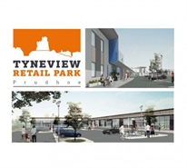 Retail Park Unit for Rent  |  Tyneview Retail Park, Prudhoe, NE42 6PQ
