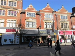 3,356 SF High Street Shop for Rent  |  19-21 The Parade, Watford, WD17 1LQ