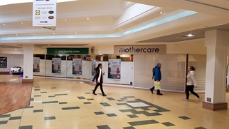9,055 SF Shopping Centre Unit for Rent  |  Unit C, Aldershot, GU11 1DB