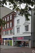 1,844 SF High Street Shop for Rent  |  63 Sandgate Road, Folkestone, CT20 1RY