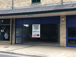 954 SF High Street Shop for Rent  |  Unit 6a, Northgate Centre, Heckmondwike, WF16 9RL