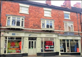 925 SF High Street Shop for Rent  |  52 - 54 High Street, Cheadle, ST10 1AF