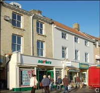 1,180 SF High Street Shop for Rent  |  20 Market Place, Great Yarmouth, NR30 1LY