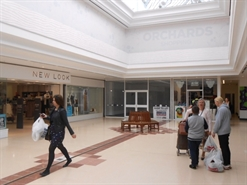 388 SF Shopping Centre Unit for Rent  |  Unit 23, The Orchards Shopping Centre, Dartford, DA1 1DN