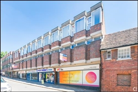 902 SF High Street Shop for Rent  |  Liverpool Victoria House, High Wycombe, HP13 6SF