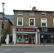 High Street Shop for Rent  |  35 Victoria Road, Surbiton, KT6 4JL