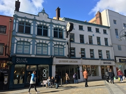 Shopping Centre Unit for Rent  |  Retail Opportunities - Queens Arcade, Leeds, LS1 6LF