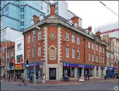 2,458 SF High Street Shop for Rent  |  1 Station Road, Reading, RG1 1LG