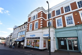 2,323 SF High Street Shop for Rent  |  102 Commercial Road, Bournemouth, BH2 5LR