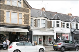 976 SF High Street Shop for Rent  |  73 Pontcanna Street, Cardiff, CF11 9HS