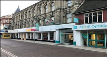 5,200 SF High Street Shop for Rent  |  44 Carr Street, Ipswich, IP4 1EW