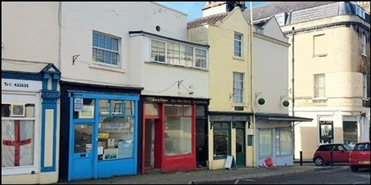 463 SF High Street Shop for Sale  |  River Street Place, Bath, BA1 2RS