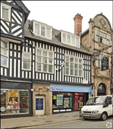 1,813 SF High Street Shop for Rent  |  16 - 18 Foregate Street, Chester, CH1 1HA