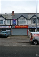 950 SF High Street Shop for Sale  |  1561 Stratford Road, Birmingham, B28 9JA