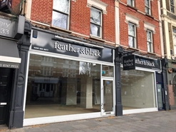 2,080 SF High Street Shop for Rent  |  124 - 126 Chiswick High Road, London, W4 1PU