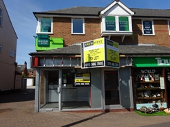 950 SF High Street Shop for Rent  |  Unit 1, Fountain Court, West Bridgford, Nottingham, NG2 5LN