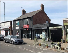 565 SF High Street Shop for Rent  |  209 - 210 Chester Road, Frodsham, WA6 0DA