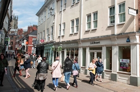 22,282 SF High Street Shop for Rent  |  68 Low Petergate, York, YO1 7HZ