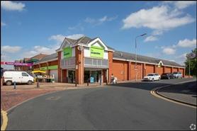 792 SF Shopping Centre Unit for Rent  |  Tipton Shopping Centre, Tipton, DY4 8QL