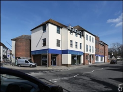 1,026 SF High Street Shop for Rent  |  34 Southgate, Chichester, PO19 1JU