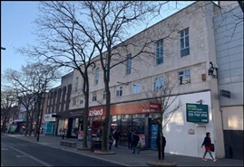 18,131 SF High Street Shop for Rent  |  147 - 161 High Street, Hounslow, TW3 1QL