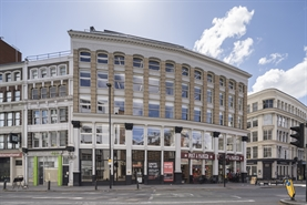 867 SF High Street Shop for Rent  |  8 Charterhouse Buildings, London, EC1M 7AN