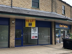 1,105 SF High Street Shop for Rent  |  Unit 6a, Northgate Centre, Heckmondwike, WF16 9RL