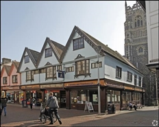 475 SF High Street Shop for Rent  |  34 Tavern Street, Ipswich, IP1 3AP