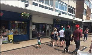785 SF Shopping Centre Unit for Rent  |  8 West Walk, Yate Shopping Centre, Bristol, BS37 4AP