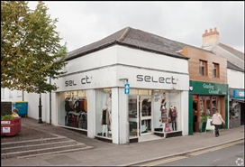 1,119 SF High Street Shop for Rent  |  49 Cardiff Road, Caerphilly, CF83 1FP