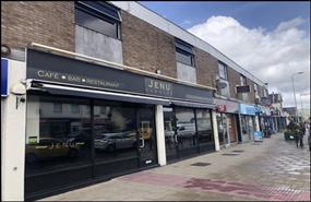 1,225 SF High Street Shop for Rent  |  109 - 111 Caerphilly Road, Cardiff, CF14 4QA