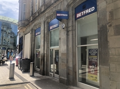 799 SF High Street Shop for Rent  |  Former Park Vaults, Cardiff, CF10 3BU
