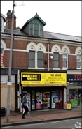 969 SF High Street Shop for Rent  |  588 Bearwood Road, Smethwick, B66 4BW