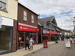 675 SF High Street Shop for Rent  |  30 Castle Walk, Newcastle under Lyme, ST5 1AN