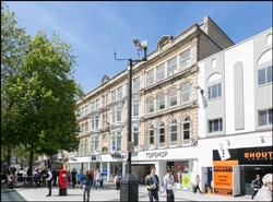 26,851 SF High Street Shop for Rent  |  Andrews Buildings, Cardiff, CF10 2AT