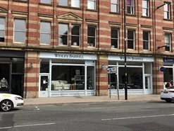1,012 SF High Street Shop for Rent  |  285-287 Deansgate, Manchester, M3 4EW