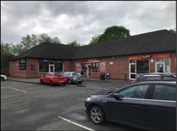 1,997 SF High Street Shop for Rent  |  Unit 3, Charlotte Place, Redditch, B98 7LA