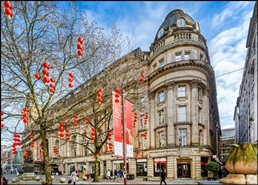 591 SF High Street Shop for Rent  |  The Royal Exchange, Manchester, M1 1PT