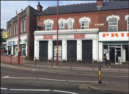 1,140 SF High Street Shop for Rent  |  1 Watford Road, Birmingham, B30 1JN