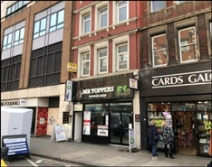 667 SF High Street Shop for Rent  |  60 Tottenham Court Road, London, W1T 2EW