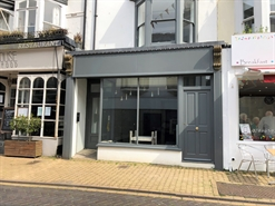 448 SF High Street Shop for Rent  |  37 Fore Street, Torquay, TQ5 8AA