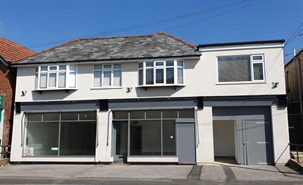 1,289 SF High Street Shop for Rent  |  55-57 Commercial Road, Totton, SO40 3AH