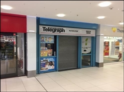448 SF Shopping Centre Unit for Rent  |  The Mall, Blackburn, BB1 7JD